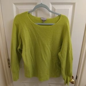 JCP ribbed sweater